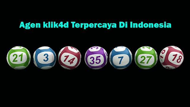Agen klik4d Terpercaya Di Indonesia